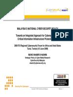Hashim Cybersecurity Malaysia June 09