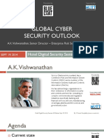 Global Cyber Security Outlook
