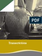 Manual Aula de Galego 4 Transcricion Audios