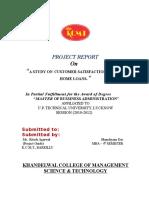 customer satisfaction on hdfc bank (2).doc