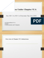 Income Tax Deduction Presentation