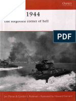 Ebook (Inglish) @ History @ Osprey + Campaign - 110 1944 - Peleliu + The Forgotten Corner of Hell.pdf