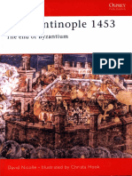 Ebook (Inglish) @ History @ Osprey + Campaign - 078 1453 - Constantinople + The End Of Byzantium.pdf