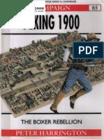 Osprey - Campaign 085 - Peking 1900, The Boxer Rebellion.pdf