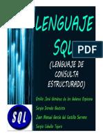 Presentación Lenguaje SQL