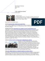 US Africa Command  (AFRICOM) Daily Media Update May 11, 2010