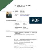 Curriculum Mio Mayo