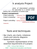 III - Network Analysis Project