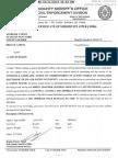 Caputi v. Pigeon Affidavit of Service
