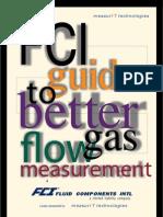 MeasurIT FCI Guide Gas Flow Measurement 0803