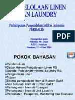 Ppi Pengelolaan Linen & Laundry