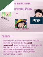Task Reading Peroneal Palsy Edit,,,