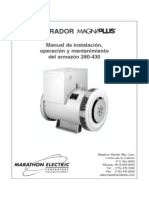 Generador Magnaplus de Marathon