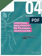 Control Biologico en Plagas Agricolas