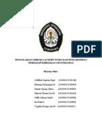 Pengolahan Limbah Laundry Woro Dan Pengaruhnya Terhadap Kebijakan Geostrategi( Revisi)