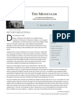 Christ Church Messenger AprilMay 2016