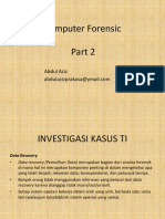 08 Computer Forensic Part 2