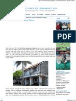 Wisata Sejarah Di Kota Tua Ampenan Mataram