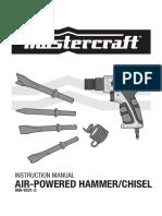 058-9331 Mc Air Chisel Manual En
