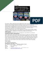 Bubuk Bakteri Septic Tank