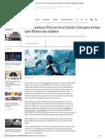 20th Century Fox No Irá a Comic-Con Para Evitar Que Filtren Sus Tráilers - Engadget en Español
