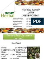 Review Resep Jamu Kie