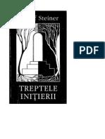 Rudolf Steiner - Treptele Initierii