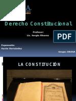 Presentación Para Constitucional