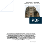 Across Place and Time - Exploring Deccan Architecture