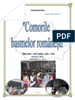 Revista `Comorile basmelor romanesti`