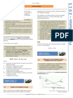 FinQuiz - Curriculum Note, Study Session 11, Reading 36