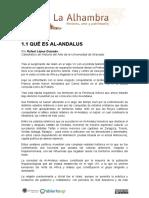 Libro Alhambra