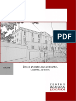 Tomo II Etica Deontologia Judiciaria