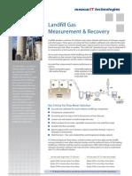 MeasurIT FCI Application Landfill Gas 0810