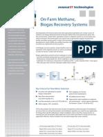 MeasurIT FCI Application on Farm Methane 0810