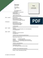 Chronological-German-CV-sample.docx