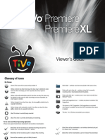 TiVo Premiere XL User Guide