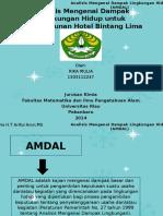 Ppt Amdal Rika Fix2