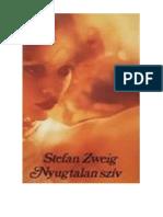Stefan Zweig Nyugtalan Szív