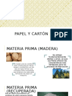 Papel y Carton presentacion