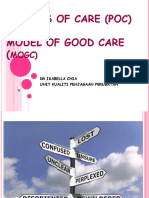 Process of Care and Model of Good Care