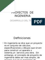 03 - Proyecto de Ingeniería