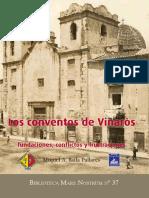 Conventos de Vinaros BAILA Web
