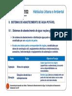Capítulo II - Noções Gerais, Bases Quantitativas