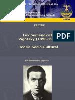 8 Teoria Sociocultural Vigotsky