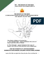 Study Palmistry II
