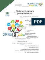 Manual de Trabajo 2016 Gestión de Enfermería(1)
