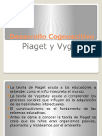 Piaget y Vygotssky