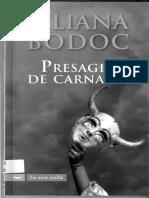 Liliana Bodoc - Presagio de Carnaval