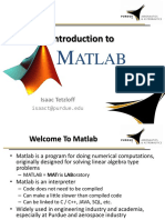 Introduction to Matlab1